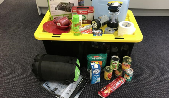 It's cyclone season – is your emergency kit ready?