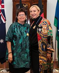 Honourable  Jane Lesley Aagaard