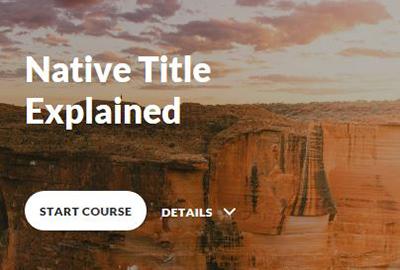 Native title explained