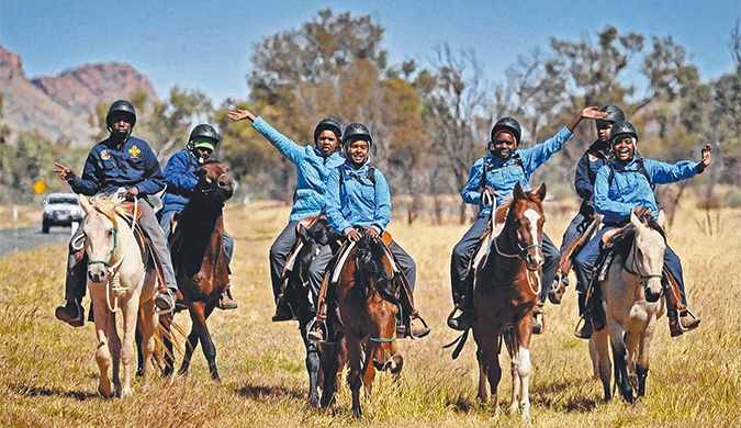 Aranda Tribe Ride for Ride